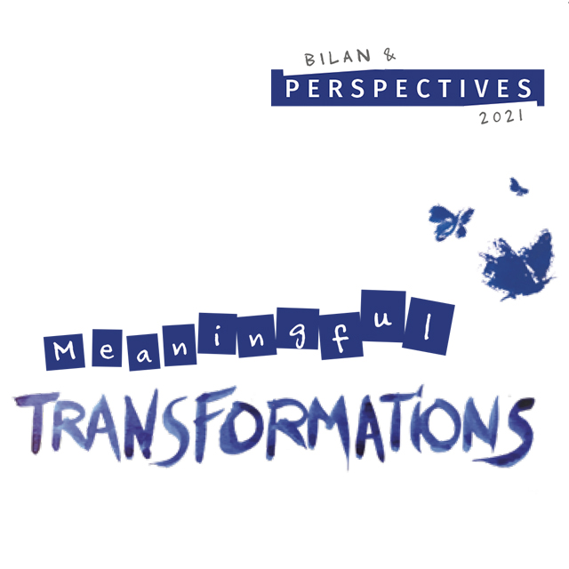 Bilan & Perspectives 2021