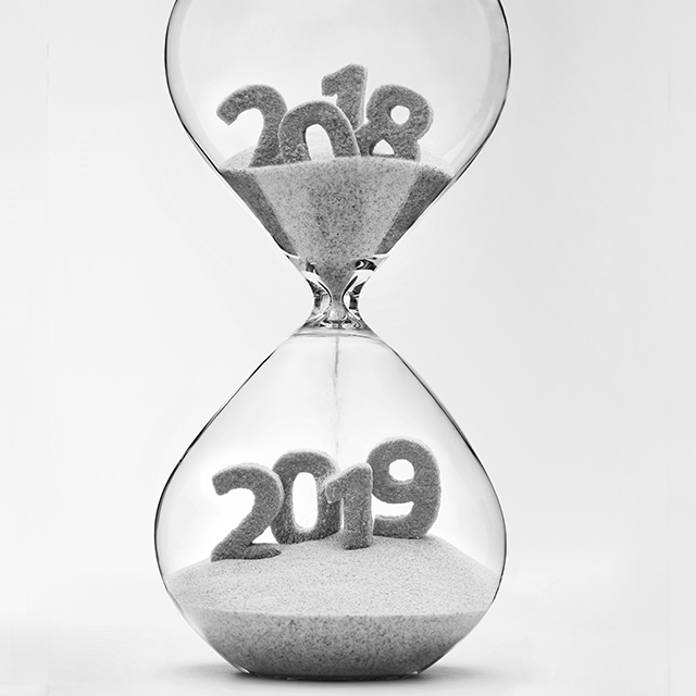 Décembre 2018 - Janvier 2019