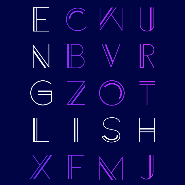 ENGLISH GLOSSARY 2018